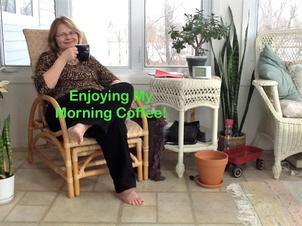 morning coffee3X4