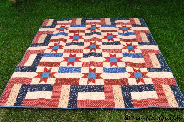 Emilys 4th of July quilt 2aa