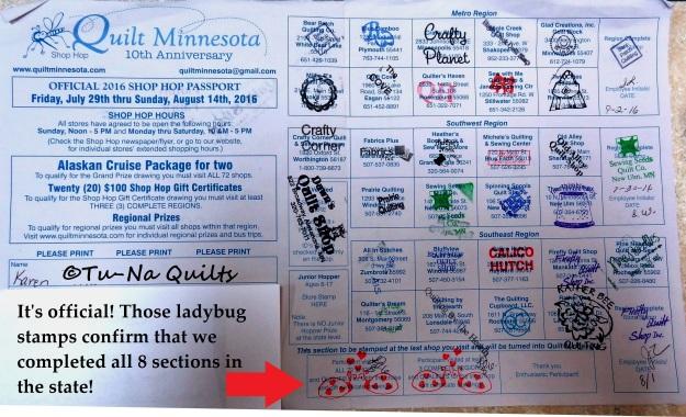 Minnesota Quilt Shop Hop | Tu-Na Quilts, Travels, and Eats : minnesota quilt shop hop - Adamdwight.com