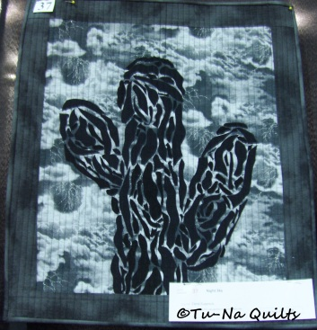 I even like Saguaros found on quilts.