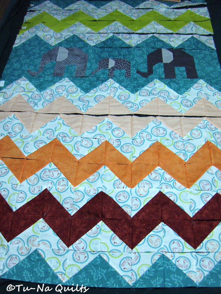 Tu Na Quilts Progress On She Has Her Mommy S Nose Tu