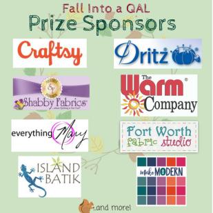 The Mega Grand-Prize sponsors