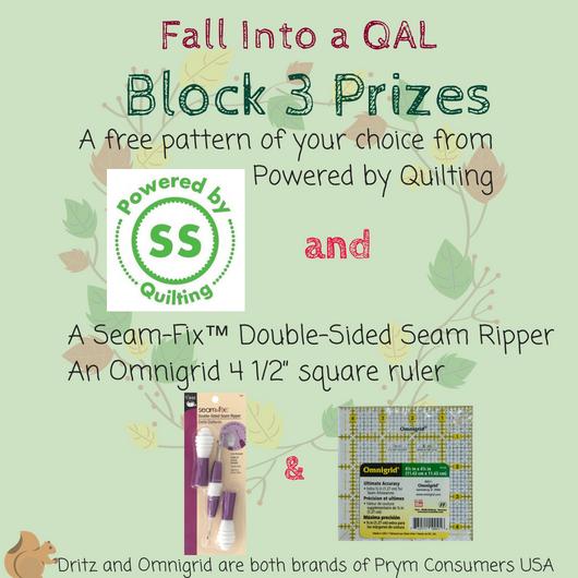 block 3 prizes