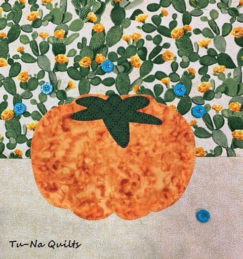 Tu-Na Quilts: Sew Let's QAL Block 8 – Pin Cushion | Tu-Na