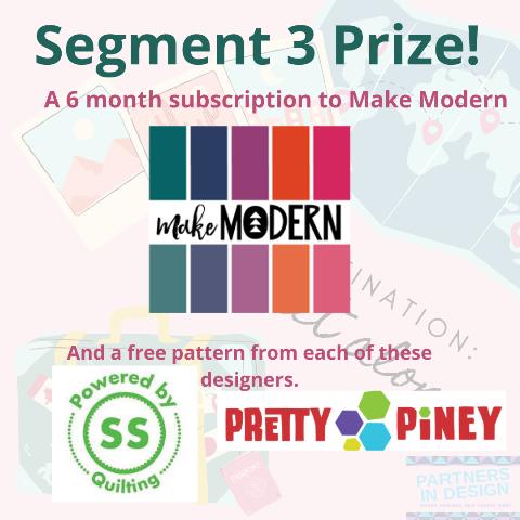 PRIze sponsors segment 3